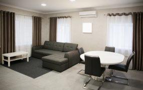 «Аквамарин» 2х-этажный комфортабельный коттедж (№ 6)