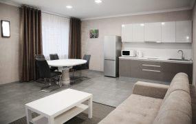 «Солнечный» 2х-этажный комфортабельный коттедж (№ 3)