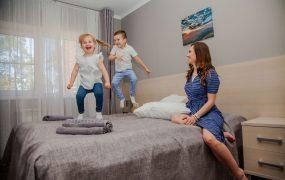 «Жемчужный» 1-этажный комфортабельный дом (№ 11)