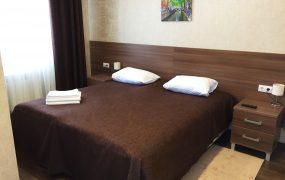 «Коралловый» 1-этажный комфортабельный дом (№ 9)